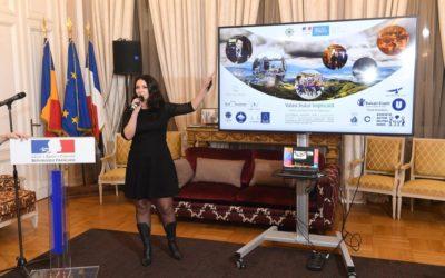 Valea Jiului Implicată a participat la recepția Ambasadei Franței