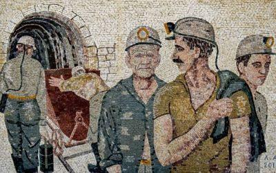 Celebritatea neagră a minerilor din Valea Jiului și democrația