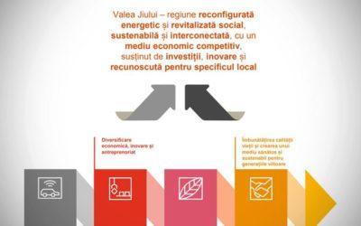 Strategia Văii Jiului 2021-2030; consultări pe baza propunerilor de proiecte.